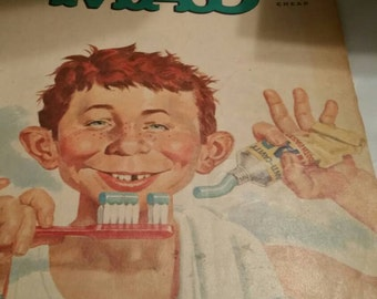 Mad Magazine March 1967 no. 109