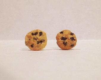 Biscuit earrings