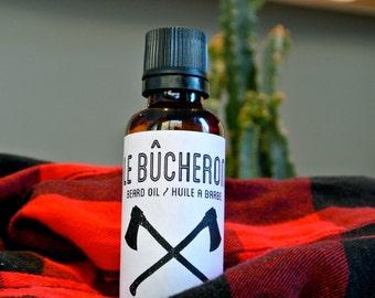 Le Bucheron Beard Oil
