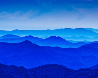 Landscape Fine Art Print, Blue Mountains, Australia