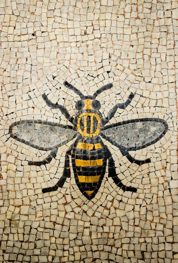 Manchester bee worker bee mancunian by martynheathphoto for Bee tattoo manchester