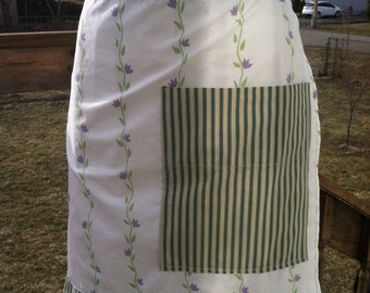 Apron, Repurposed Linens