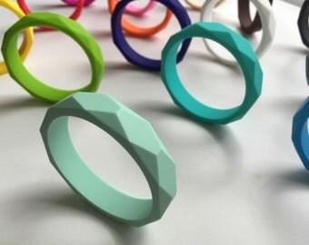 Silicone Bangle Bracelet