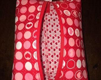 Valentine's/Hearts Box Pouch.