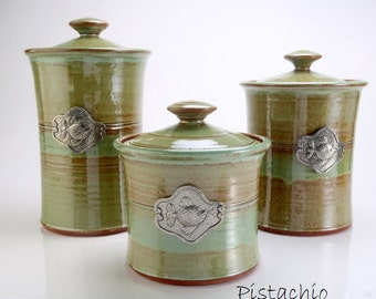 Canister Set - Fish