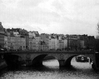 Paris fron the Seine