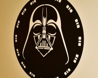 Darth Vader Star Wars Metal Wall Art