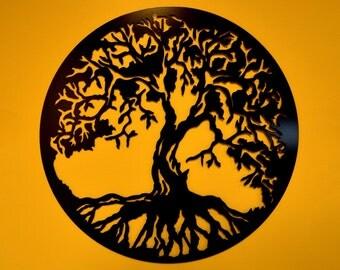 Tree of Life Metal Wall Art