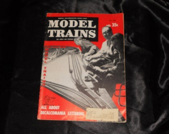 Model Trains Fall 1959