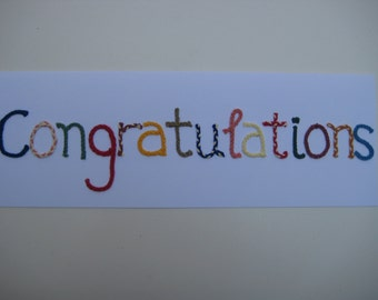 Congratulations for a very unique occasion! EGST