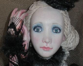 """Будуарная кукла """"Пьеретта"""""""