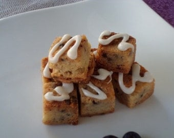 Artisan shortbread cookie cubes! Handmade to order. Flate rate shipping!