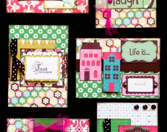 All Occassion Card Kit, Premade Cards, Handmade Card Kit, Pre-made cards, All Occassion Cards, Premade Cards, Pre-made Card Kit