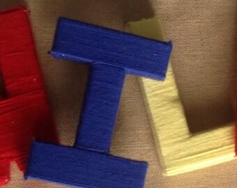 Items Similar To Nautical Sea Sailboat Alphabet Abc 5 Wood