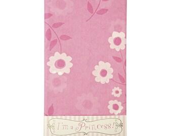 Tablecloth | Princess Party | Pink Tablecloth | Paper Tablecloth | Princess Theme | Princess