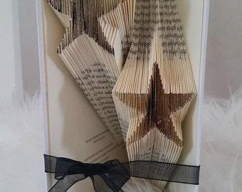 """bookfolding pattern """"Stars"""""""