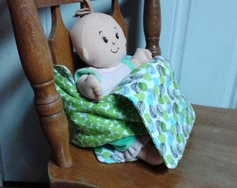 Infant and Toddler Chair Wrap - Leaves