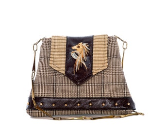 Western Union - Hand Made Purse from Purses By Pochette