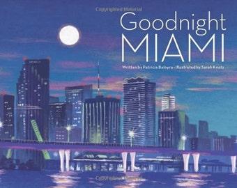 Children's/gift book about Miami
