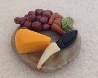 Miniature Cheese Plate