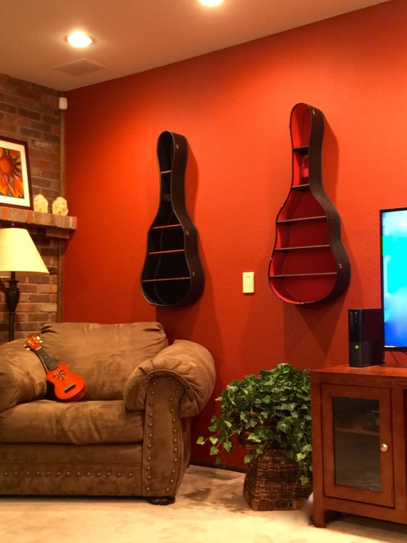 Electrical Cases With Shelves : Guitar case shelves shelf