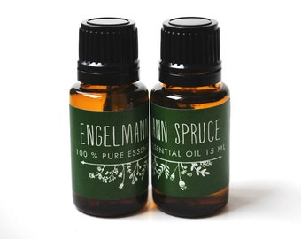 Engelmann Spruce Essential Oil (15ML)