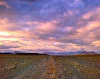 On the Road - Atacama Desert, Chile
