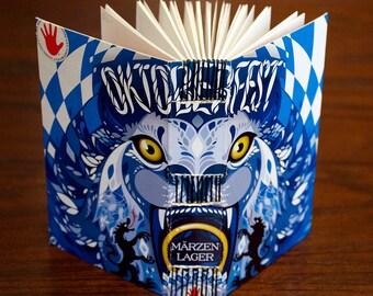 Beer Box Book: Oktoberfest