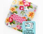 Mending Kit PDF Sewing Pattern | Sewing Kit Pouch Pattern PDF | Padded Electronic Gadget Storage Case