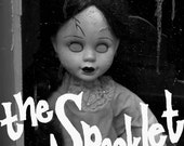 The Spooklet - 2014 - a Halloween Zine