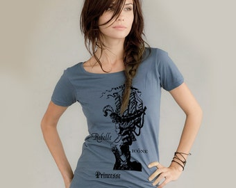 Marie Antoinette Organic Scoop Neck T-Shirt