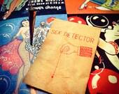Vintage Tiny SEX DETECTOR PENDULUM Japan