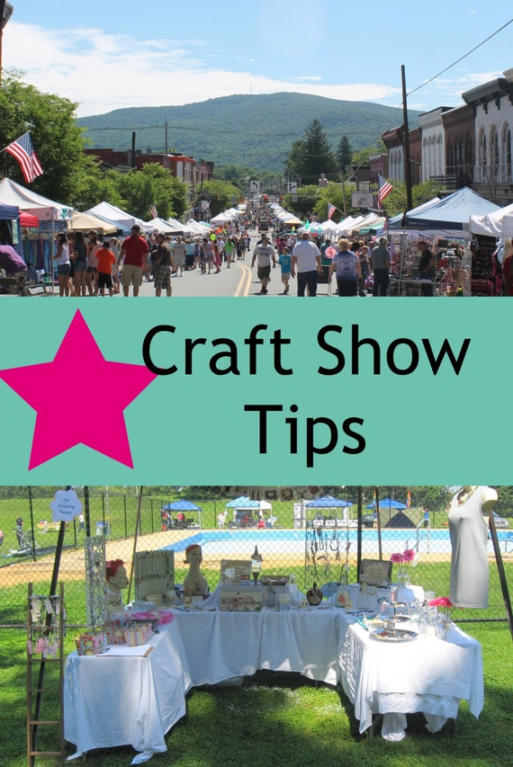 Items similar to craft show tips step by step pdf for Free craft show listings