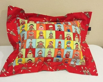 """Kids or Baby Room Throw Pillow 16"""" x 12"""" 