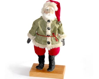 Santa Clause, festive Christmas Doll decoration