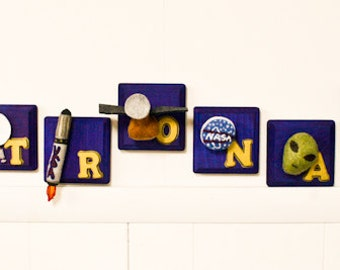 Name Plaque Set - Your Child's Name in Plushie Toys!