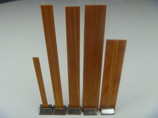 Wood Candle Wicks 50 3 8in Wide X 4in Medium Crackle