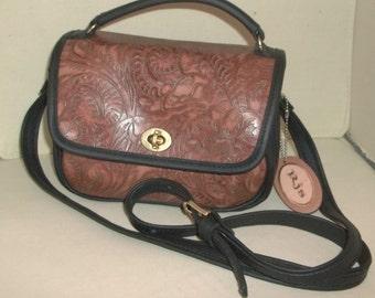 Ciso Leather  Saddle Bag
