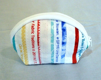 Selvage Coin Purse Small