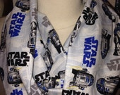 Star Wars Comic Book Covers R2-D2 Circle Infinity Scarf