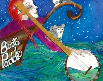 Boatpaddle CD