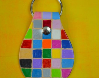 Key Fob with Many Colors