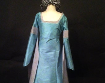 The Princess Bride Princess Buttercup Blue Dress Costume