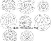 Mandala Collection 3
