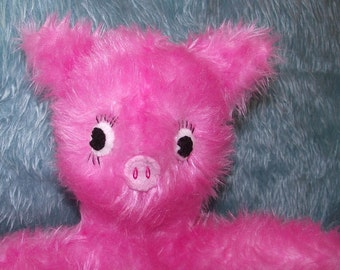 Pig stuffed animal TOY! Pink Pig Toy stuffed animal