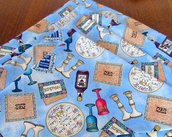 Passover fabric napkins