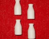 Milk Bottle Push Pins for Bulletin Board