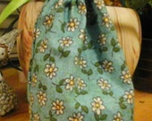 My Moon-thly bag -White Daisies