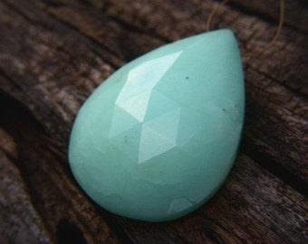 AA Huge Peruvian Opal Pear Focal