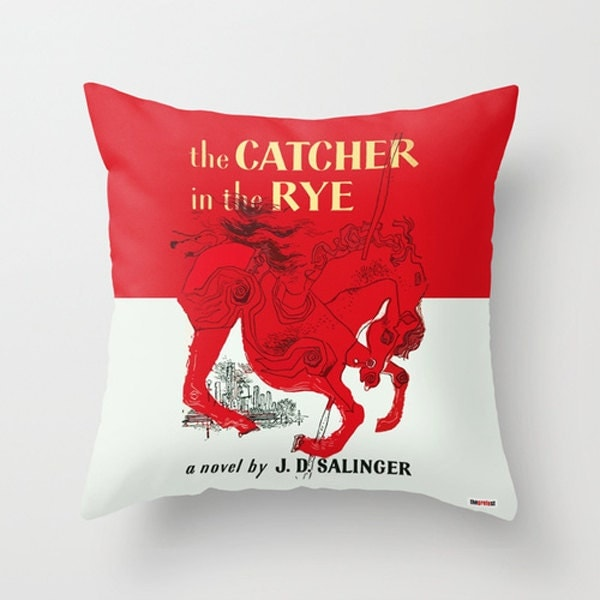 Catcher In The Rye Book Jacket